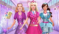 Trova le lettere con Barbie