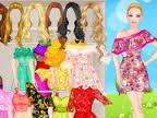 I vestiti estivi di Barbie